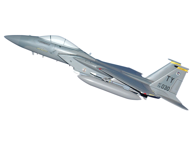 F-15C Aircraft (Large Model)