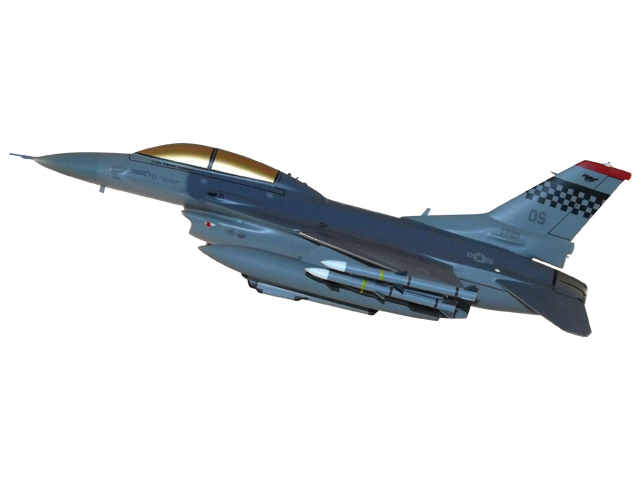 F-16B Aircraft (Large Model)