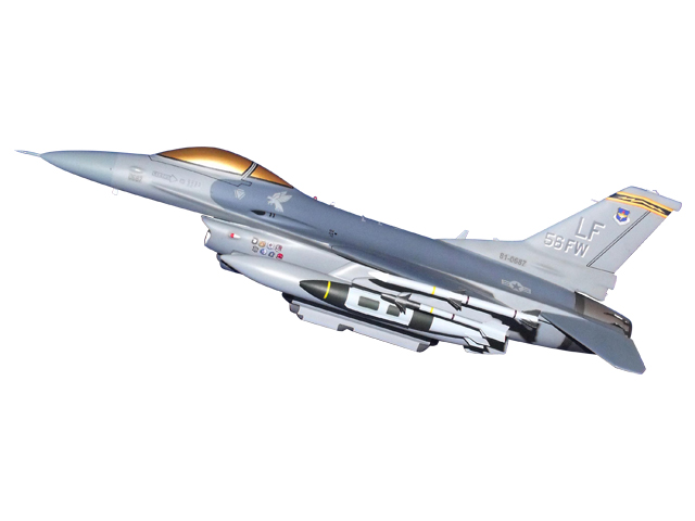 F-16C Aircraft (Large Model)