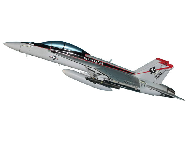VFA-41 F/A-18 Aircraft (Large Model)