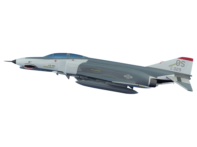 F-4 Aircraft (Large Model)
