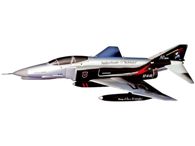 F-4F Aircraft (Large Model)