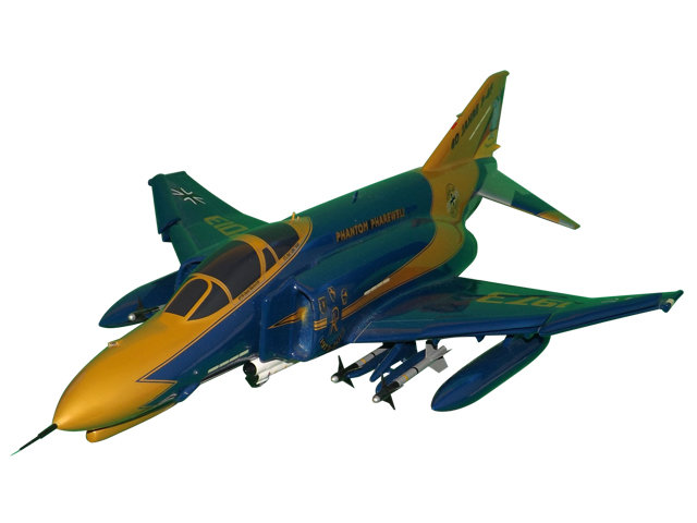 F-4F 'PHANTOM PHAREWELL' Aircraft (Large Model)