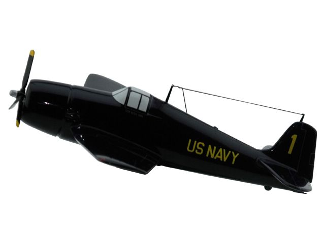 F-6F Aircraft (Large Model)