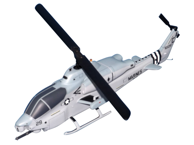 AH-1W HMLA-467 Helicopter (Large Model)