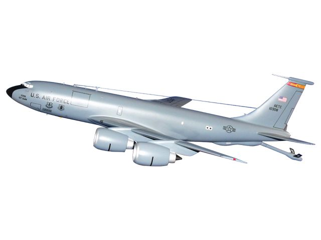 KC-135 Aircraft (Large Model)