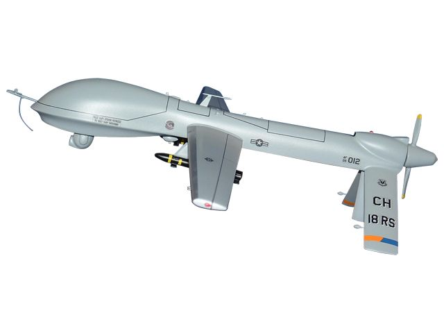 MQ-1 Predator 'Drone' Aircraft (Large Model)