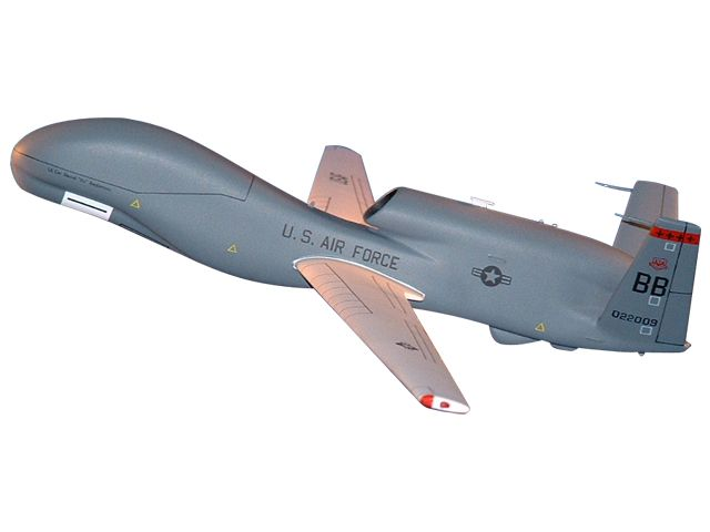 RQ-4 'Global Hawk' (Large Model)