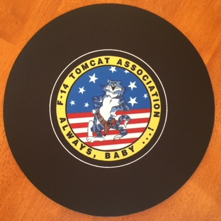 Tomcat Association Mousepad (Black)