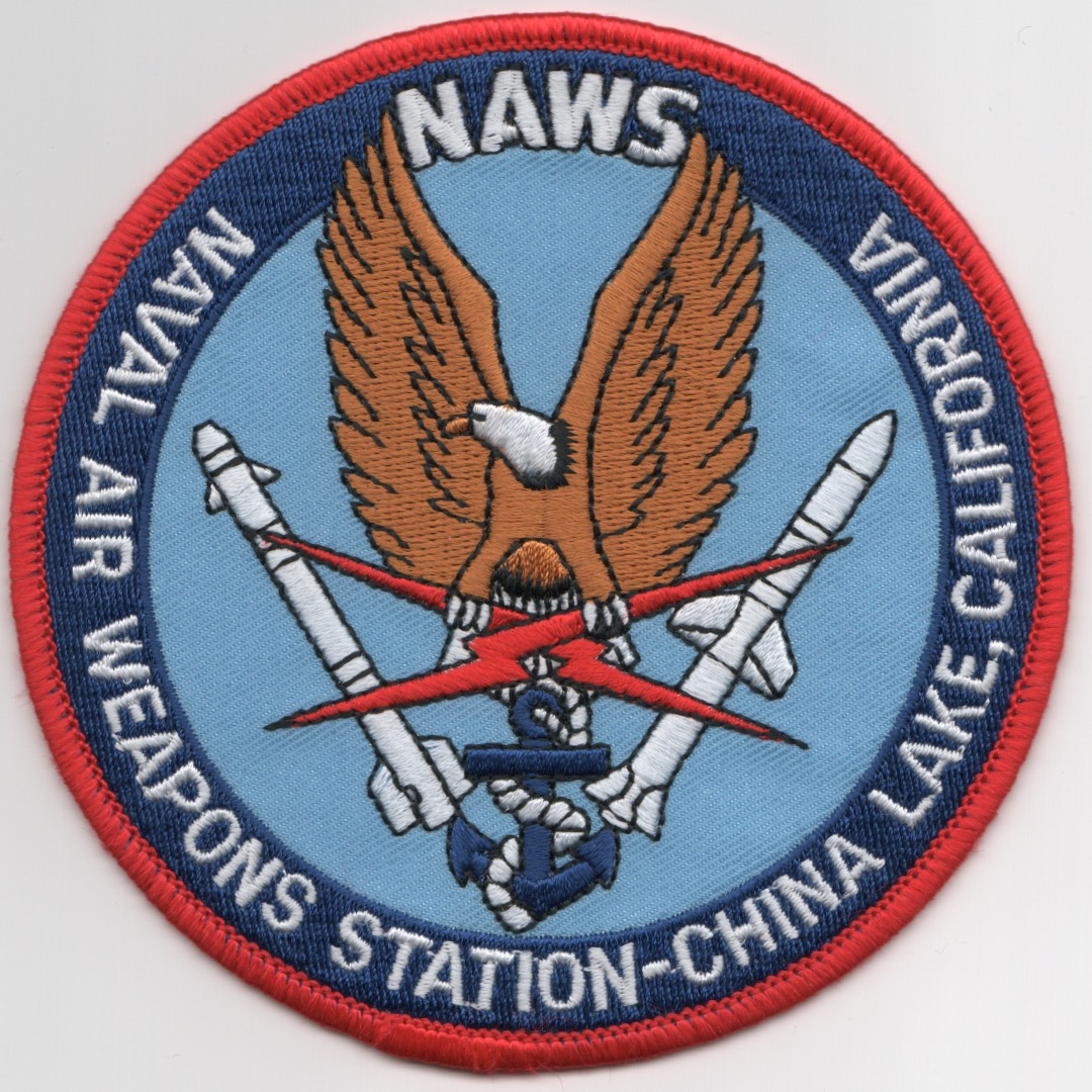 Naval Air Weapons Station (NAWS) China Lake