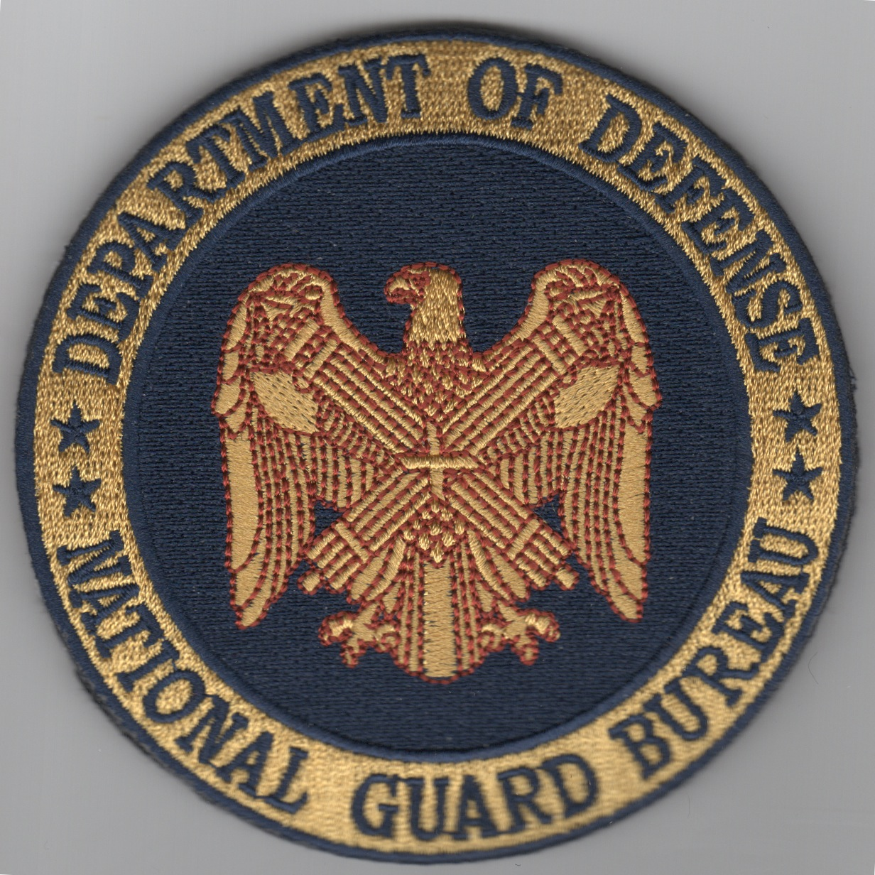 National Guard Bureau/DoD (Velcro)
