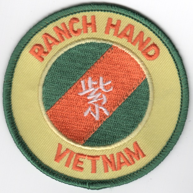 Operation RANCH HAND Patch