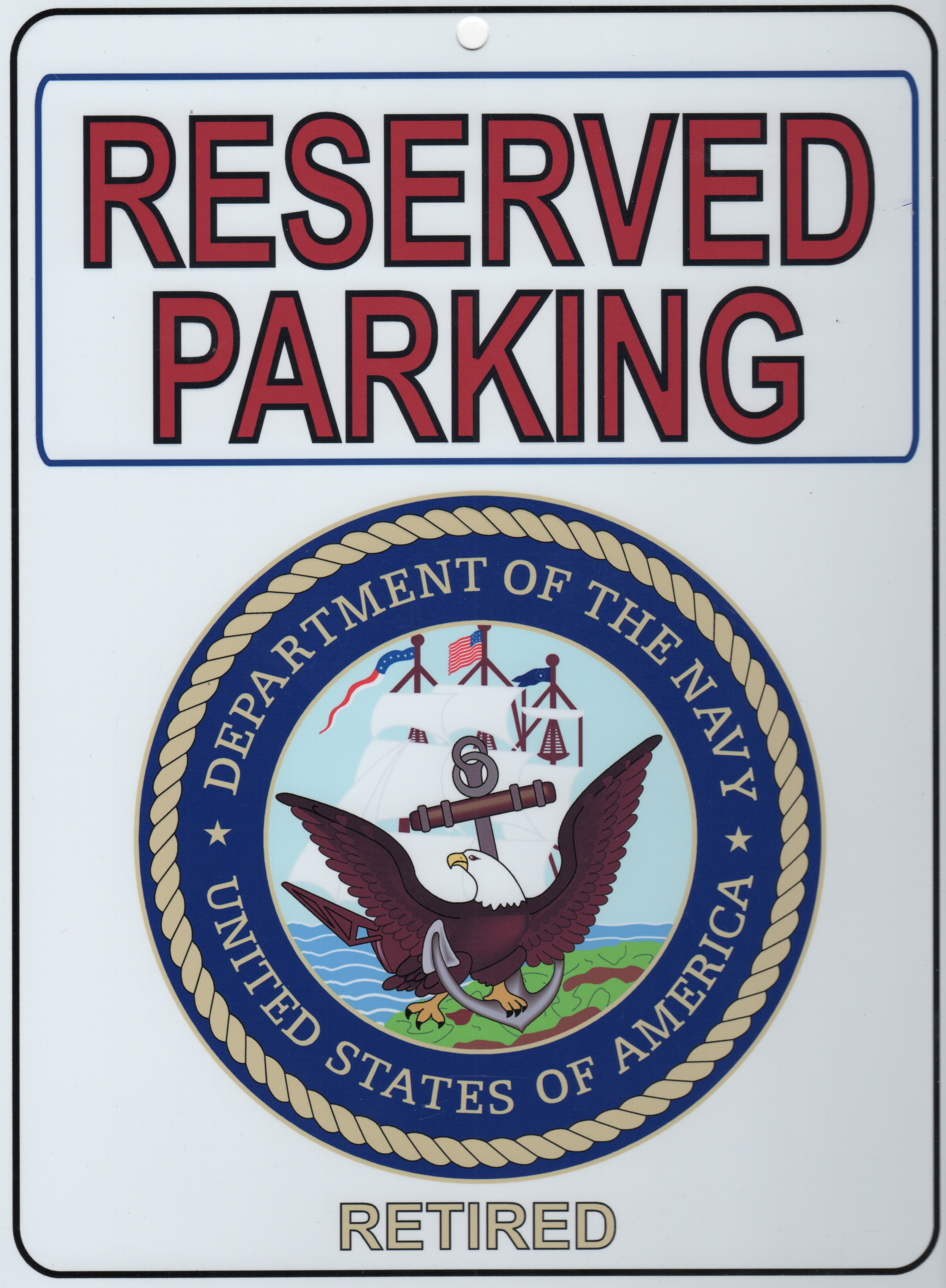Click to View Parking Spot Placards!
