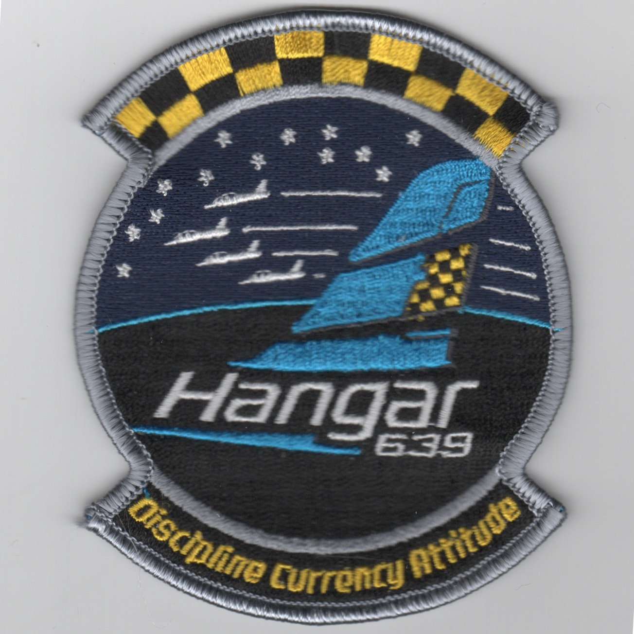 Pax River 'Hangar 639' Patch