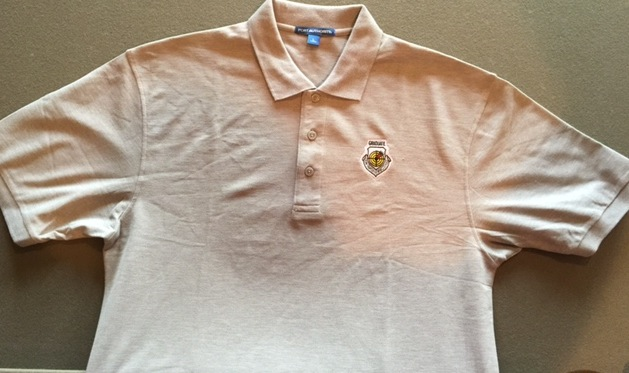 Polo Shirt - USAF FWIC (Gray)