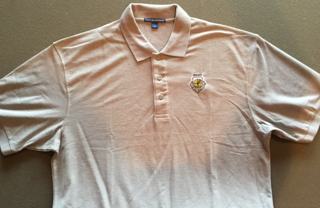 Polo Shirt - USAF WIC (Gray)