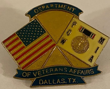 Dept of VA - DFW Pin