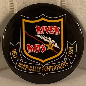 RRVA Button (Black)