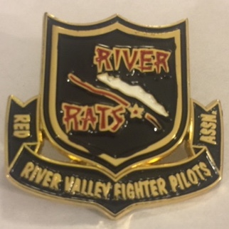 Lapel Pin - RRVFPA (w/Scroll)