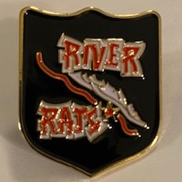Lapel Pin - RRVFPA (SHIELD/Black)