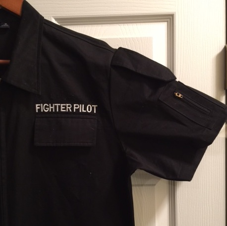 RRVA Party Flight Suit (Nametag)