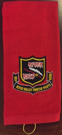 RRVA Golf Towel (Red)