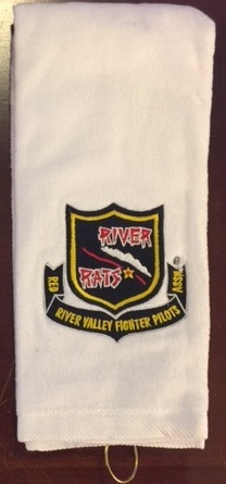 RRVA Golf Towel (White)