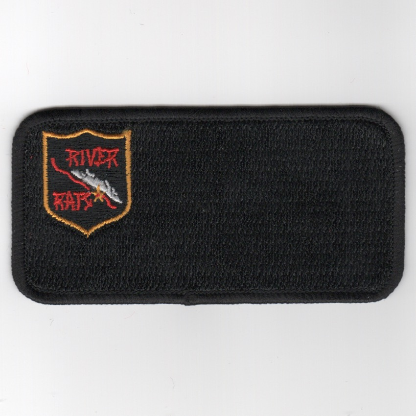 RRVA Nametag (Logo/Embroidered/VELCRO)