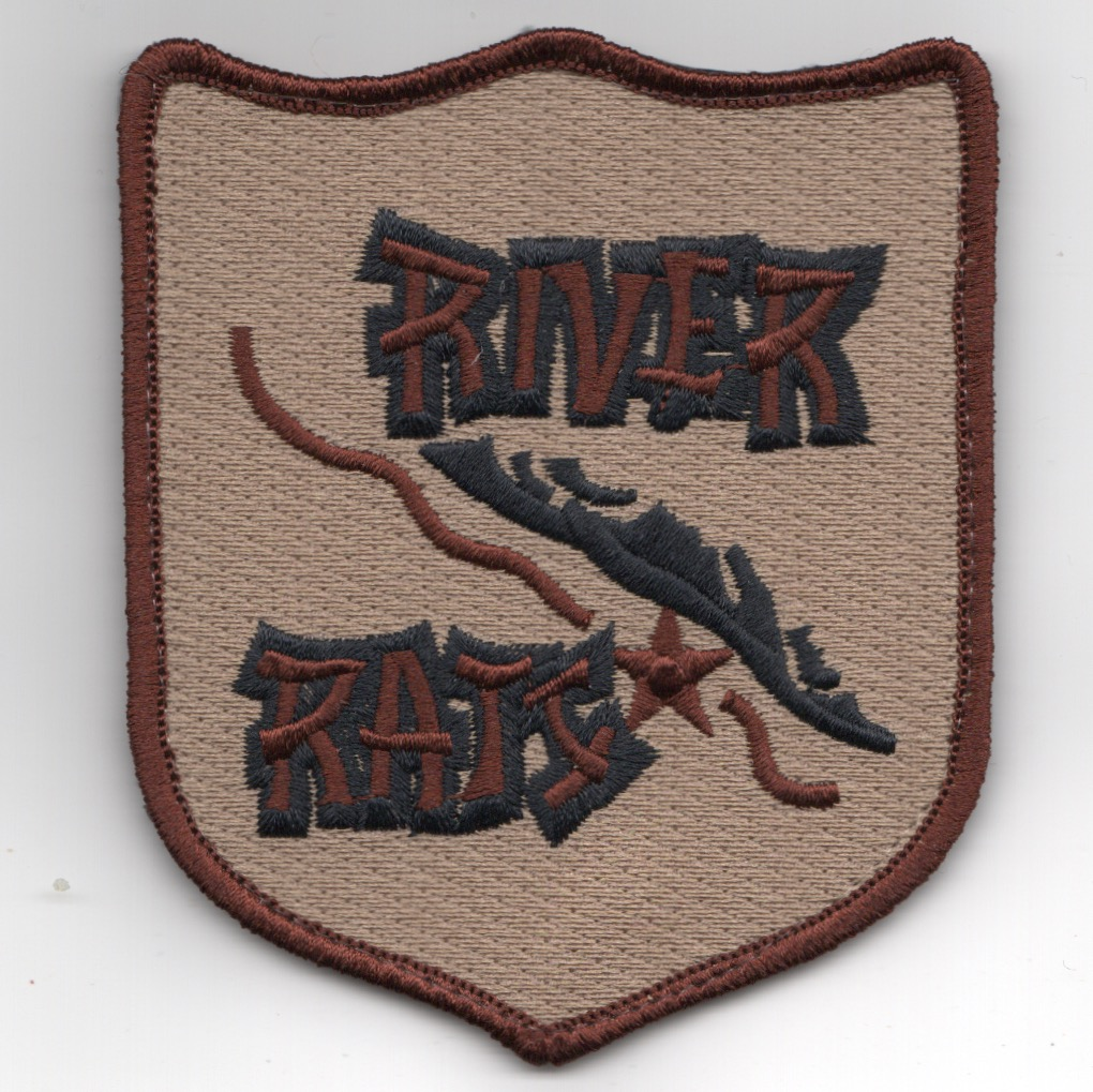 RRVA Patch (Lrg/Des/Velcro)