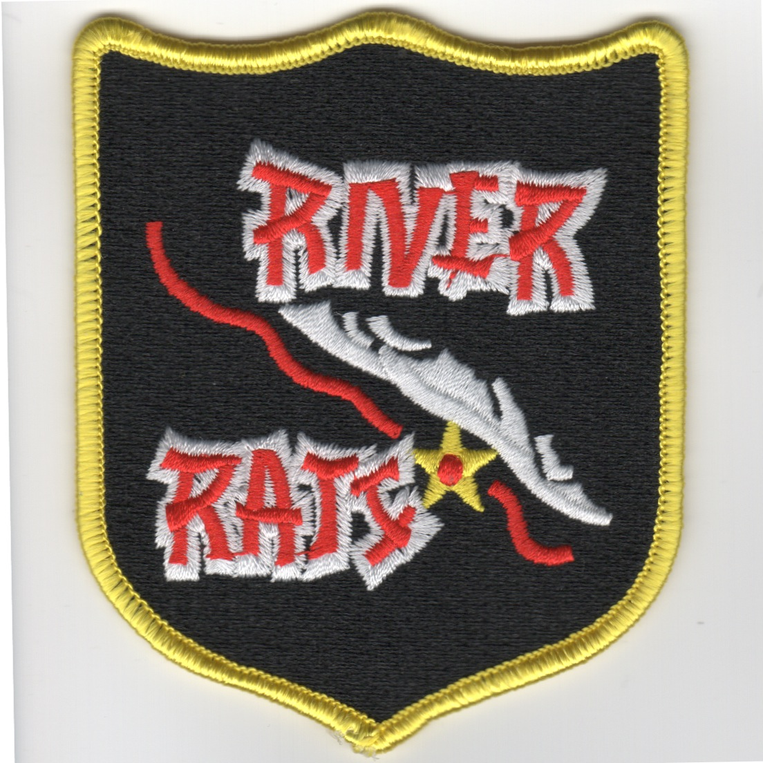 RRVA Logo Patch (Large/NO VELCRO)