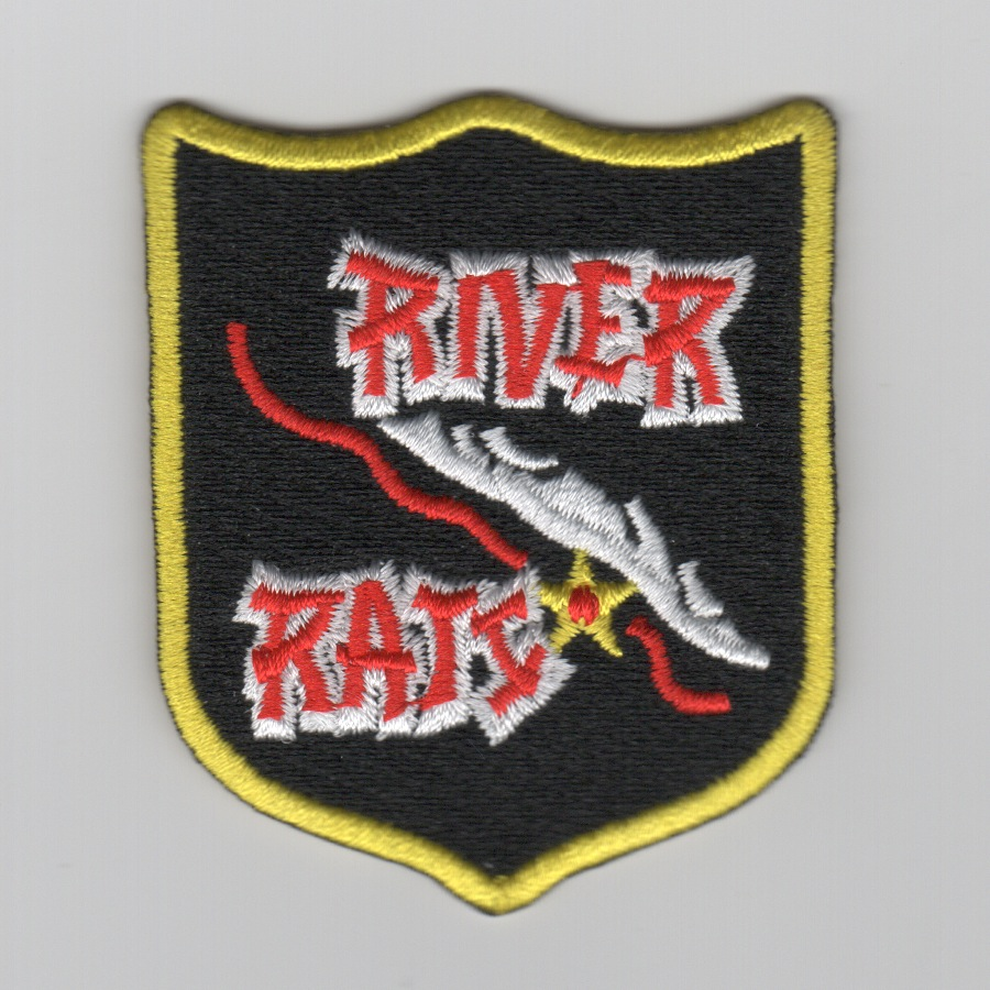 RRVA Logo Patch (Small/No Velcro)