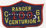 TOPGUN: CV-61 Centurion Patch