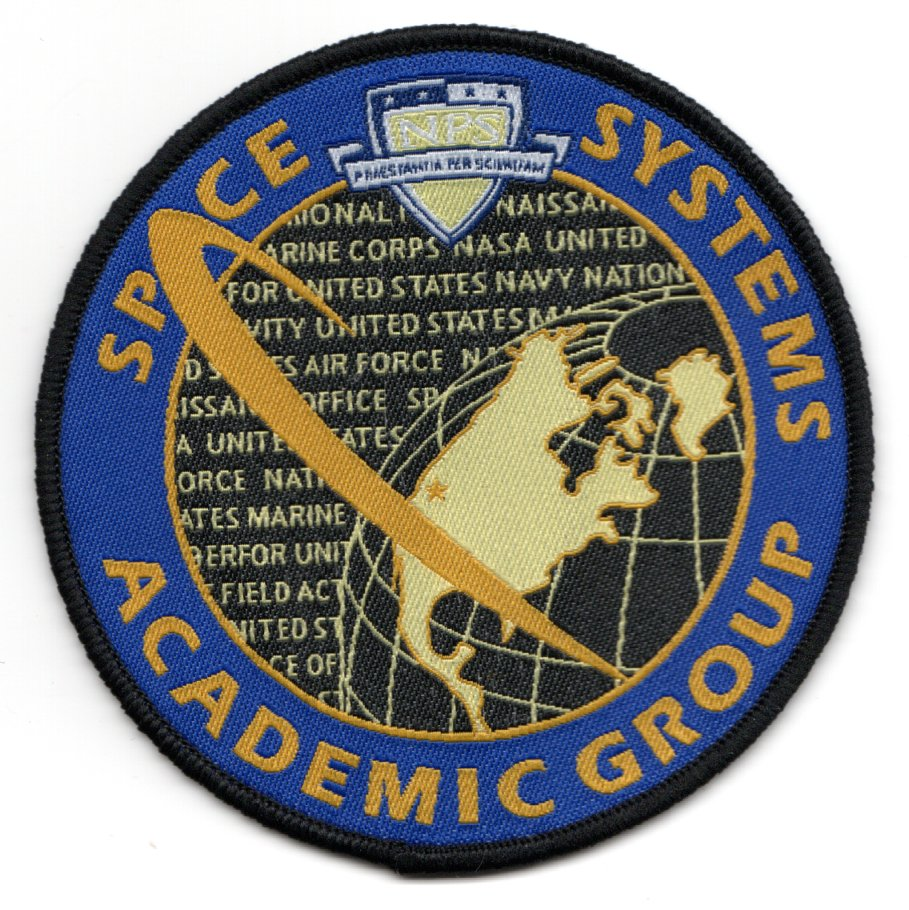 Space Systems Academic Group (Blue)