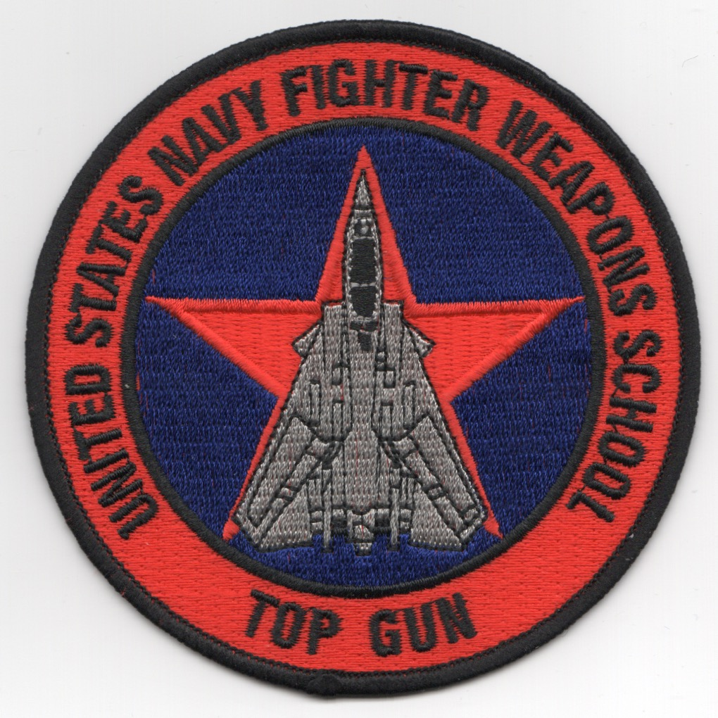 USN Fighter Weapons School (F-14 on Star)