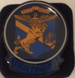 Lapel Pin: VF-32 Sqdn