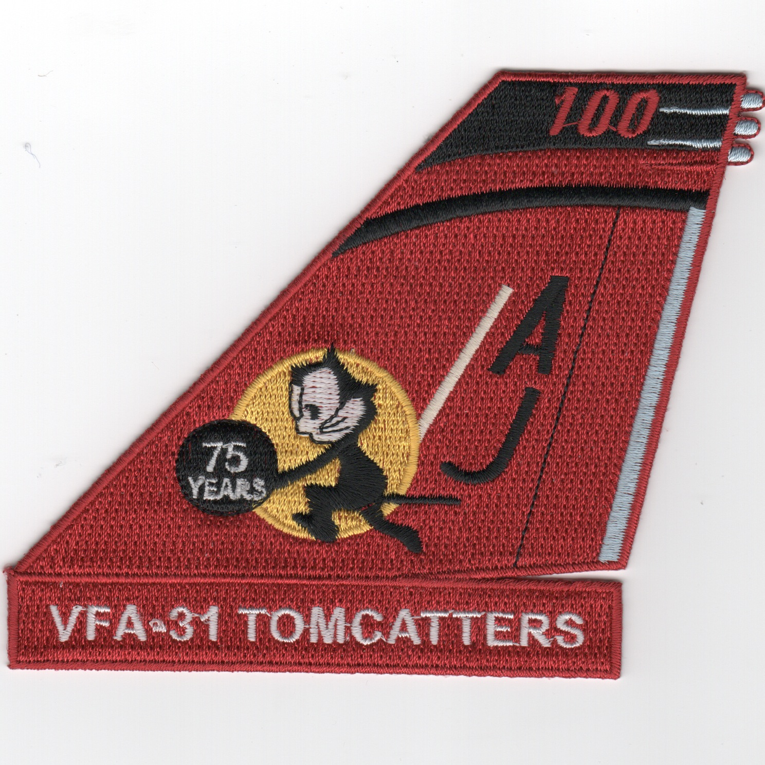 VFA-31 TailFin (Red)
