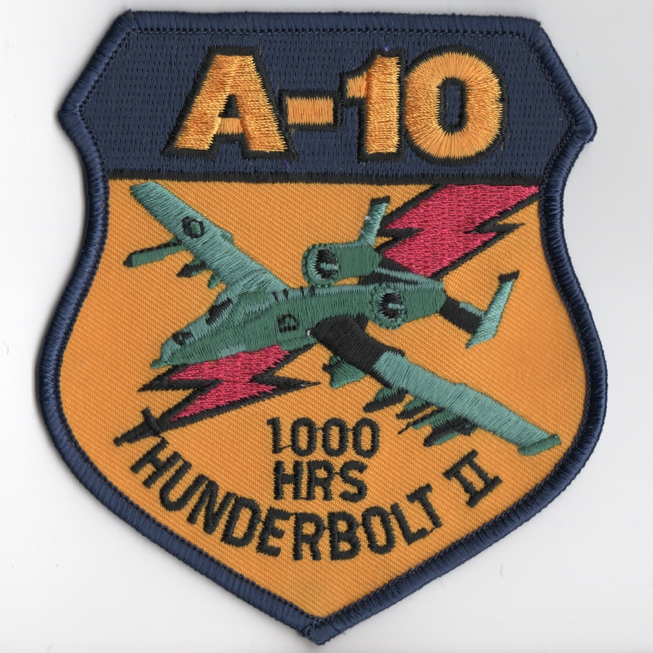 A-10 1000 Hours (Green A/C)