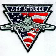 A-6F Intruder Patch