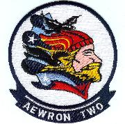 AEWRON TWO Sqdn Patch