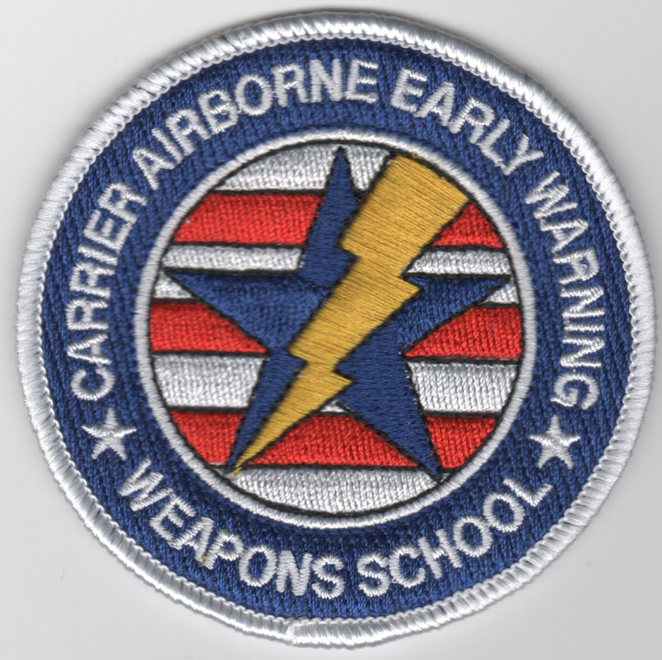 Carrier AEW Weapons School (Round)
