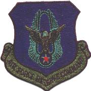 Air Force Reserve Crest (Subdued)