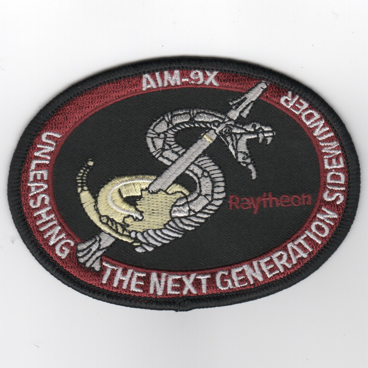 AIM-9X Patch