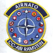 AIR NATO Patch 'Ramstein'