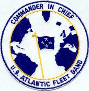 CINC Atlantic Band Patch