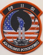 AWACS 9-11 Commerative Patch