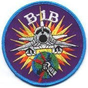 B-1B 'WORLD' Patch