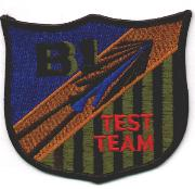 B-1B Test Team Patch (Subdued)