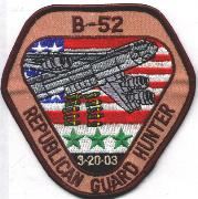 B-52 'Republican Guard Hunter' (Des)
