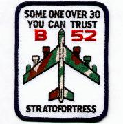B-52 Stratofortress Patch