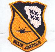 Blue Angel Patches!